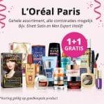 1+1 L'Oréal Paris GRATIS