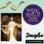 25% Korting op Thierry Mugler