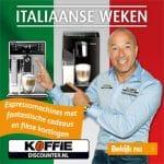 Cadeaus tijdens de Italiaanse weken