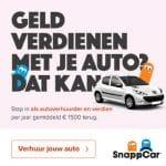 Geld verdienen met je auto