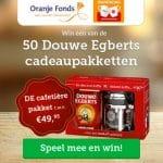 Win een Douwe Egberts cadeaupakket