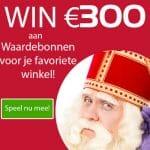 Sinterklaas winactie