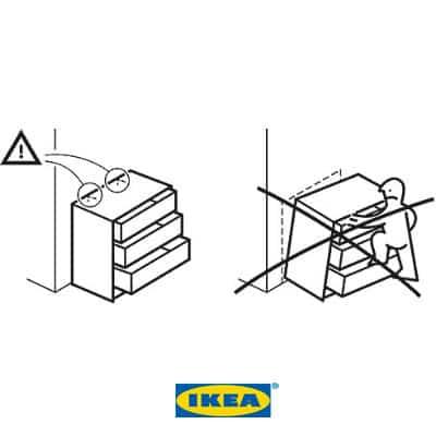 Gratis beveiligingsmateriaal IKEA