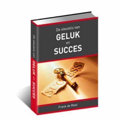 gratis e-book Sleutels van geluk en succes