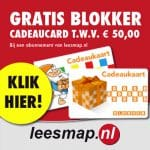 Gratis Blokker Cadeaucard