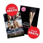 Gratis boek of gratis dvd