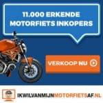 Verkoop je motorfiets binnen 1 dag en gratis