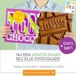 Verstuur een gratis kaart bij Chocola