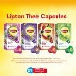 Gratis sample Lipton Thee Capsules