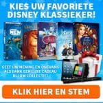 Kies je favoriete Disney klassieker
