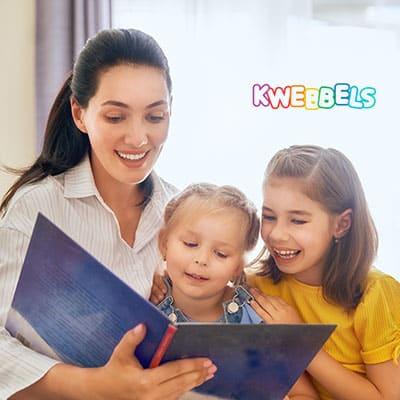 Gratis kinderboeken pakket