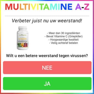 Multivitamine A-Z