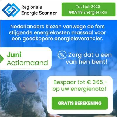 Regionale Energie Scanner