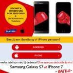 Samsung of iPhone