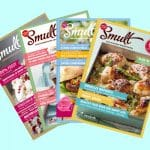 50% korting op Smult kookmagazine