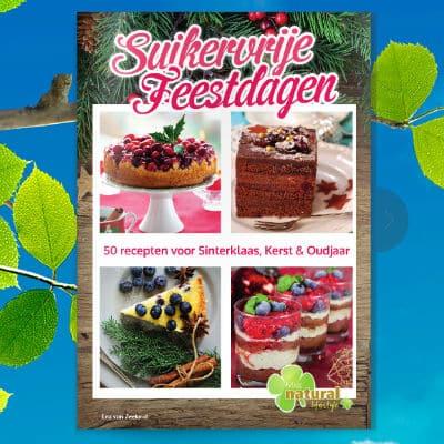 Korting op receptenboek Suikervrije Feestdagen