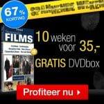 Gratis DVDbox bij Telegraaf