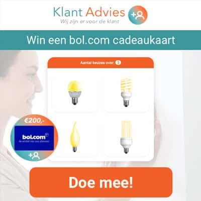 Win een bol.com cadeaukaart