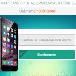 Win een iPhone 6S