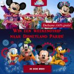 Win weekendtrip Disneyland Parijs