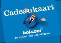 Bol.com cadeaukaart t.w.v. €100